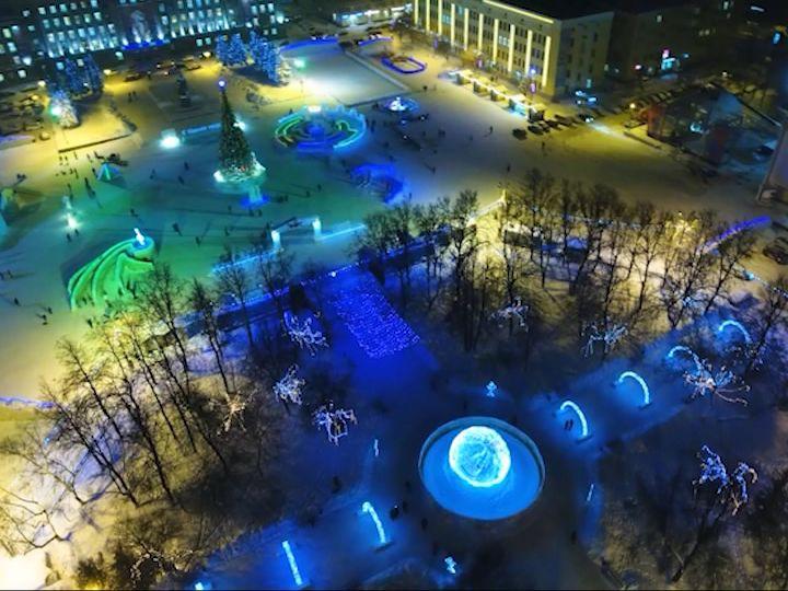 В новогоднюю ночь откроют спецмаршруты до Театральной площади