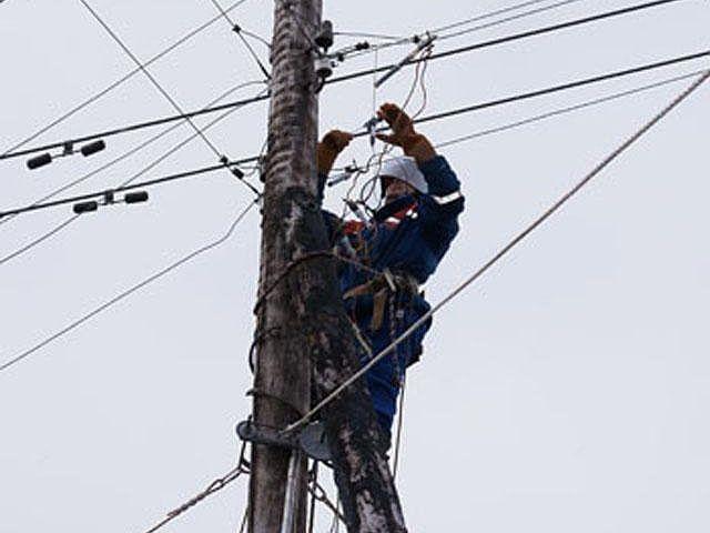 ВКировской области случилось нарушение электроснабжения в29 населенных пунктах