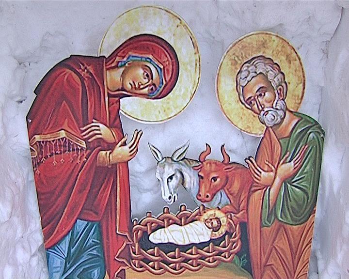 Владимир Путин поздравил сРождеством православных христиан