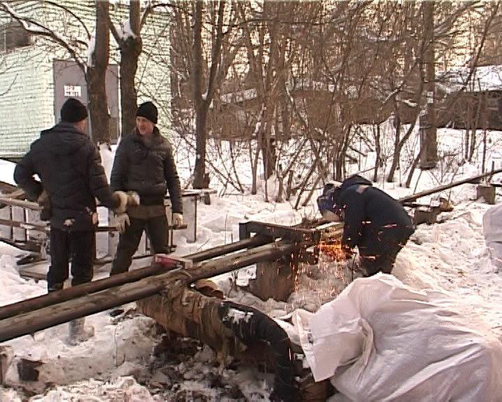 Готовность теплотрасс города Кирова