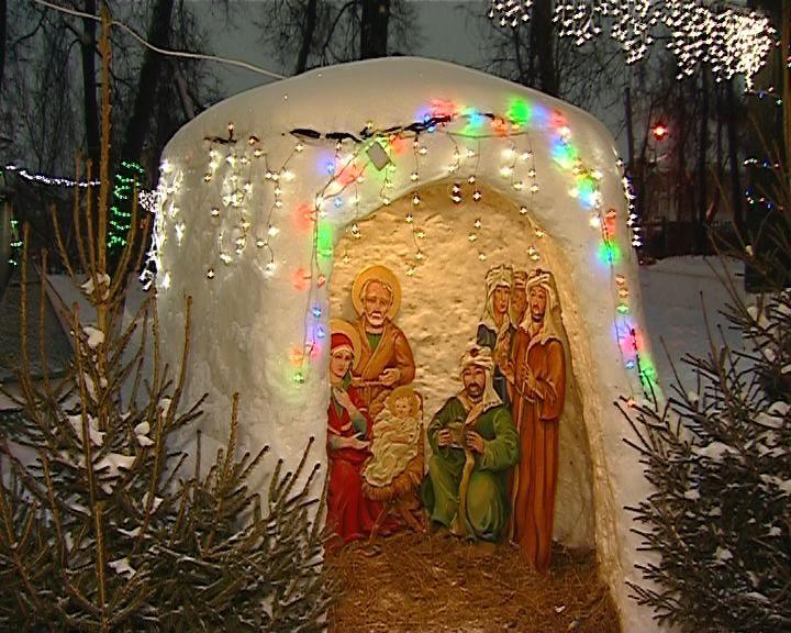 В Кирове проходит конкурс рождественских вертепов