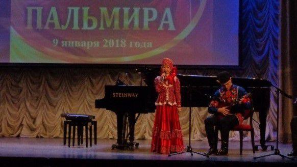 Юная вокалистка из Кирова победила на конкурсе в Санкт-Петербурге