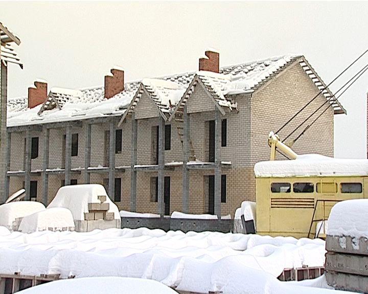 Дольщики слободы Новое Сергеево обеспокоены судьбой своего недостроенного жилья