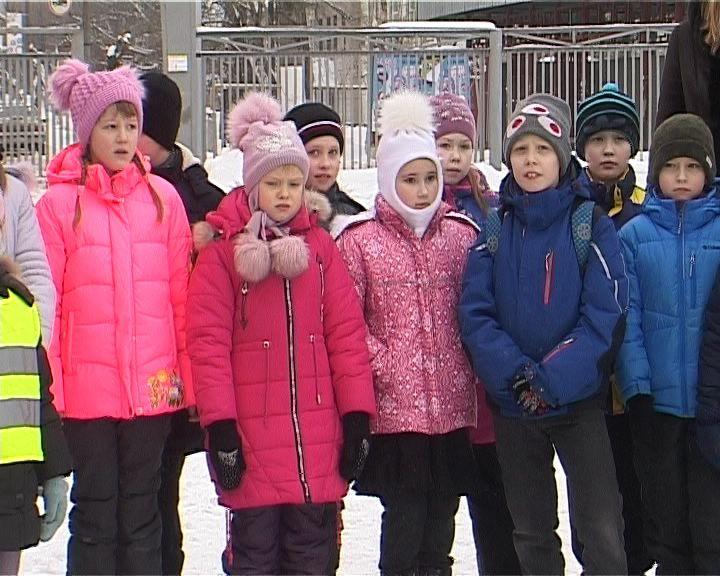 Юные жители Нововятского района отметили День парков и заповедников