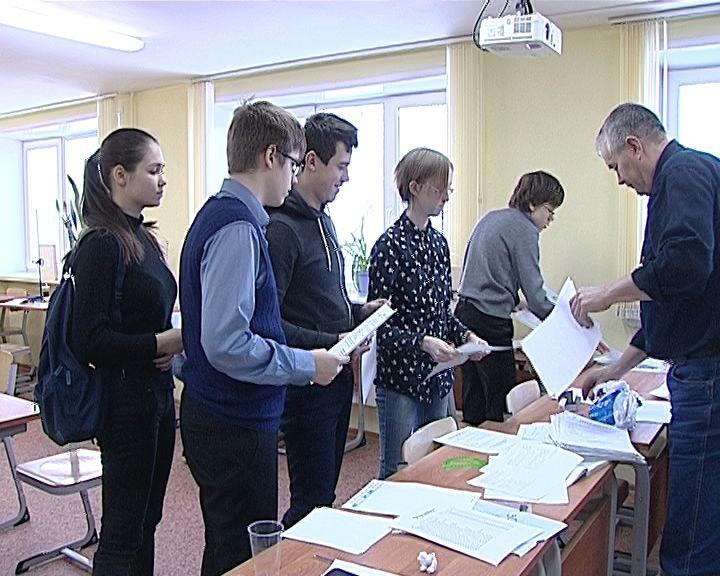 В Кирове прошла олимпиада по физике