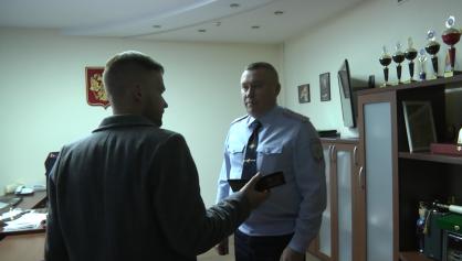 МВД: начальник УГИБДД по Кировской области задержан на 48 часов в рамках расследования уголовного дела о мошенничестве.
