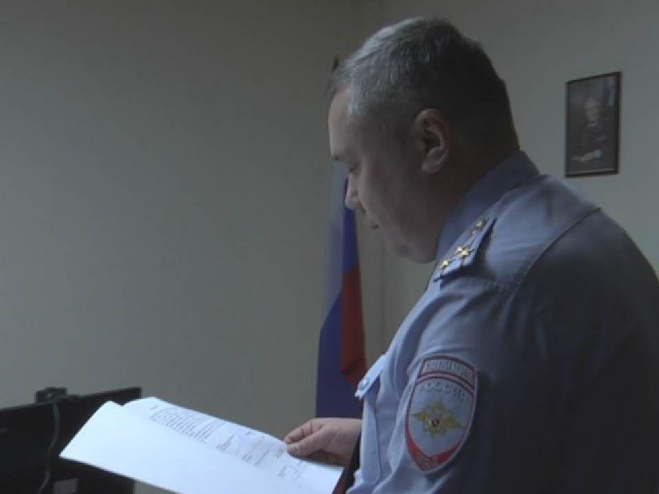 Появилось видео задержания начальника УГИБДД по Кировской области (ВИДЕО)