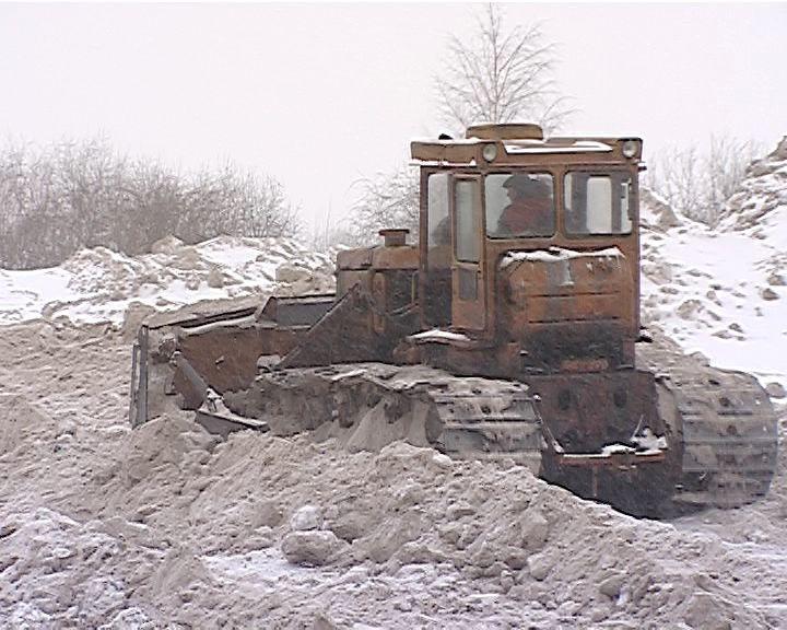 В Кирове официально работают четыре «снежных» полигона