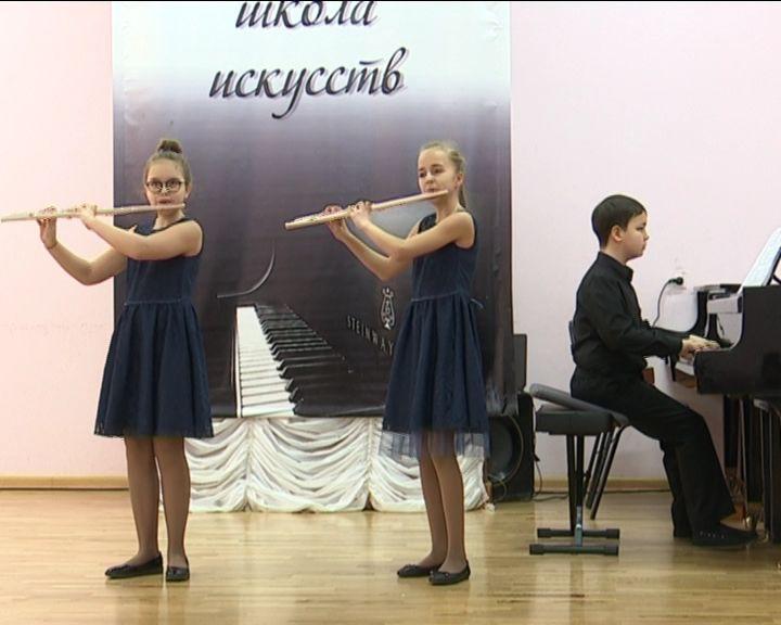 Конкурс концертмейстеров в Нововятской детской школе искусств