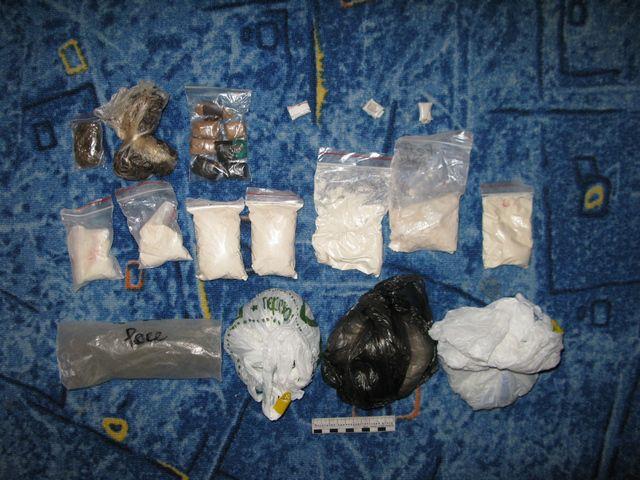 В Кирове перед судом предстанут пятеро наркоторговцев.