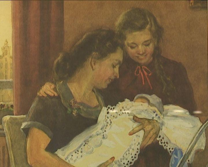 Выставка работ Николая Жукова в Доме-музее Салтыкова-Щедрина