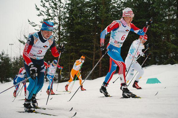 Кировские лыжники завоевали медали окружного чемпионата.