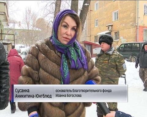 """В Кирове вновь вышел на маршрут """"Автобус милосердия"""""""