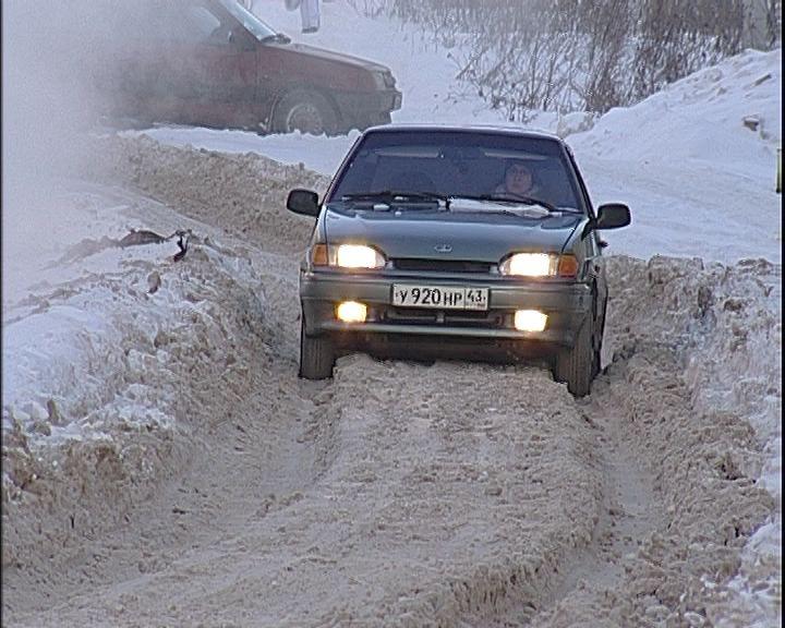 Представители горадминистрации недовольны работой подрядчиков по очистке от снега