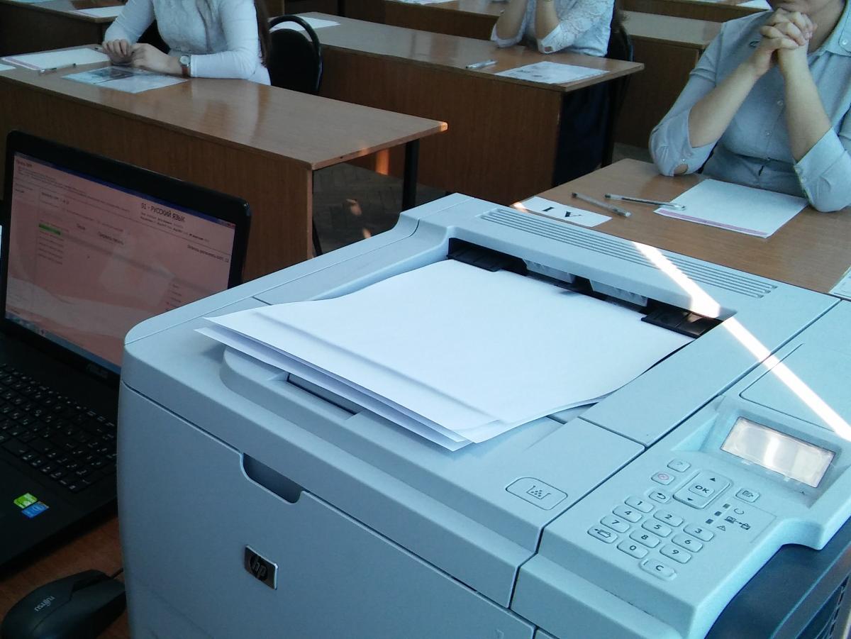 В Кирове прошла апробация новых технологий при проведении ЕГЭ