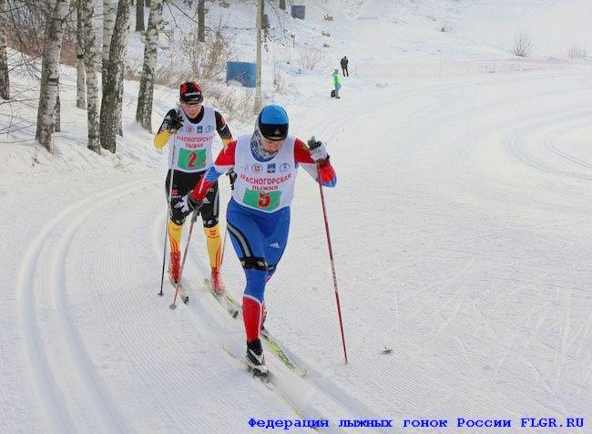 Кировские лыжники достойно выступили на окружном первенстве.