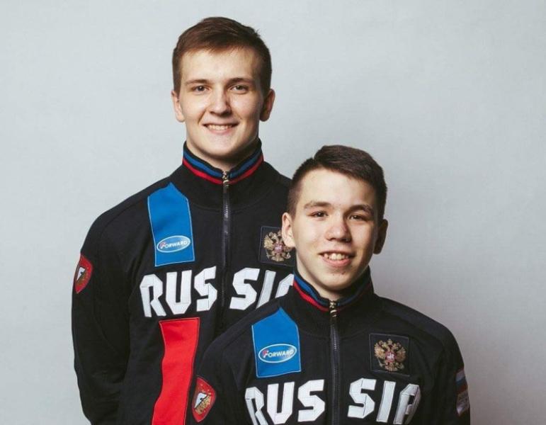 Кировские акробаты выиграли командное первенство России.