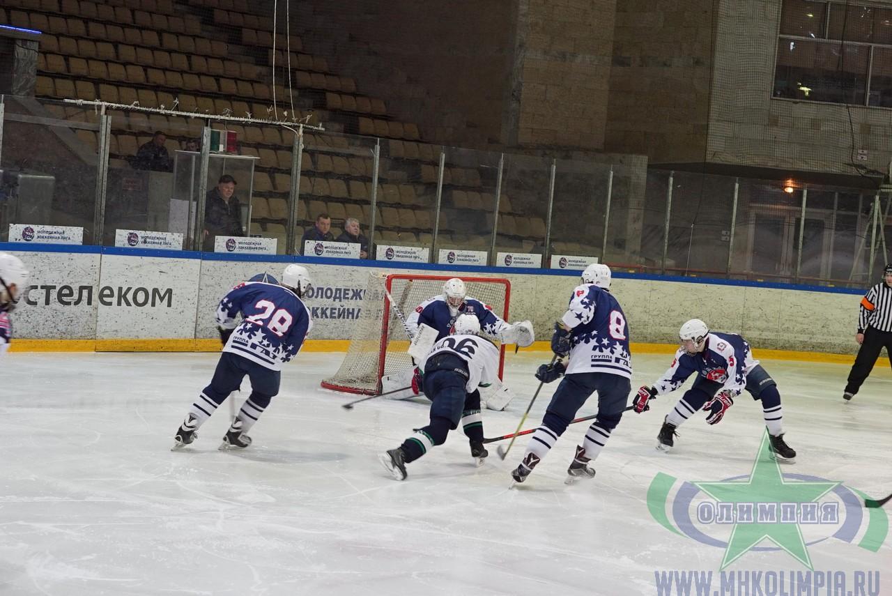 Кирово-чепецкая «Олимпия» провела первые матчи серии плей-офф.