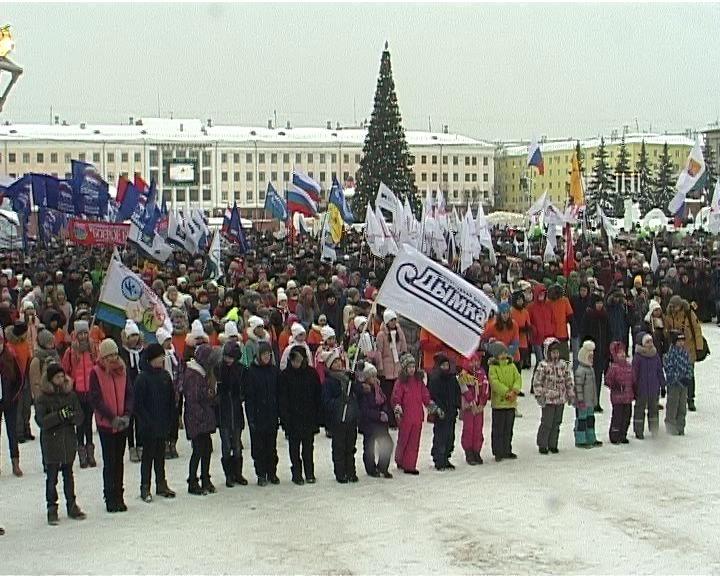 Киров присоединился к масштабной акции