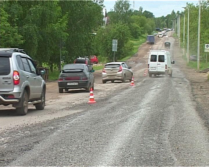 В 2018 году на ремонт дорог Кировcкой городской агломерации потратят 1 млрд. 460 млн. рублей.