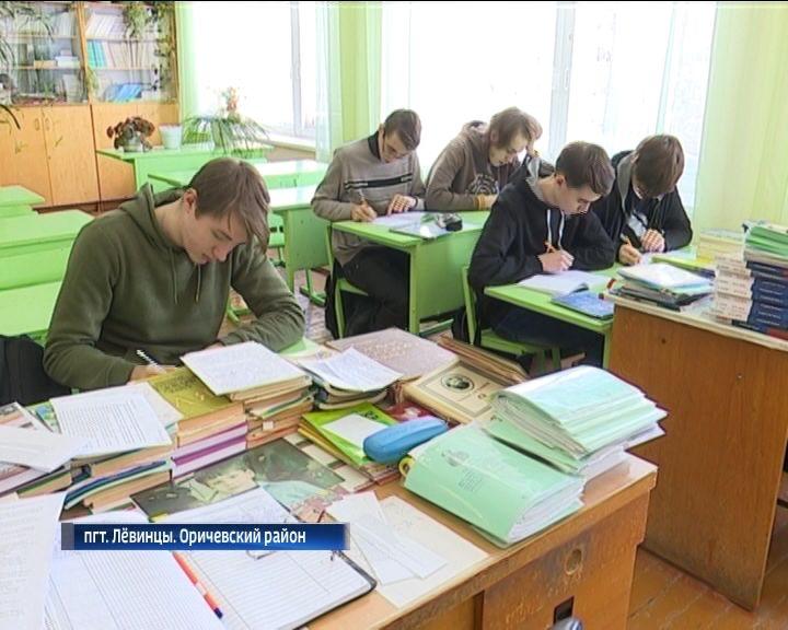 В Оричевском районе школу в морозы отапливают обогревателями