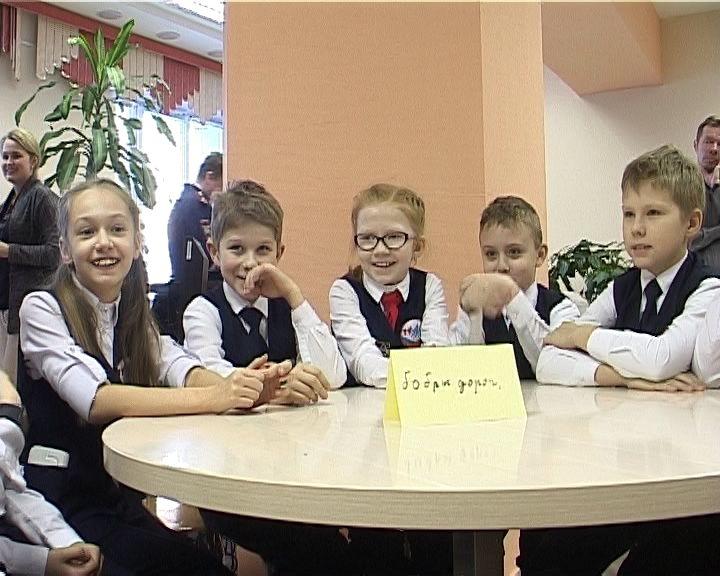 Кировские школьники сыграли в интеллектуальную игру