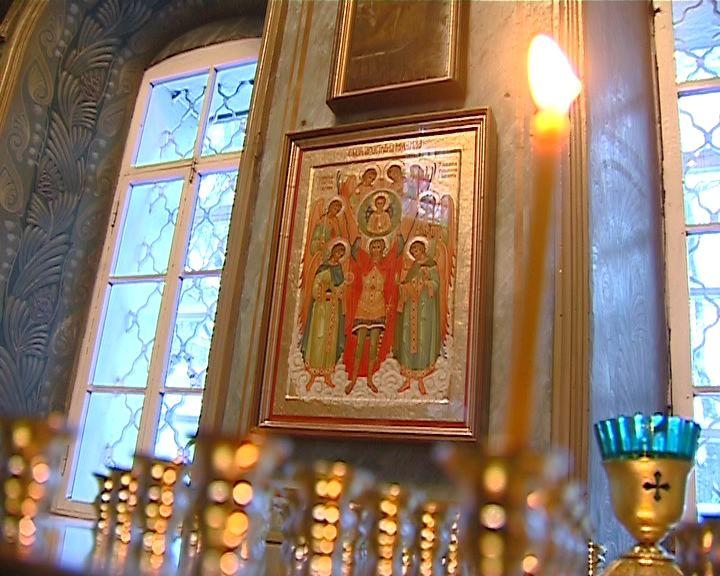 В храме Иоанна Предтечи появилась новая святыня