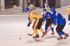 Юные хоккеисты «Родины» стали призёрами первенства России.