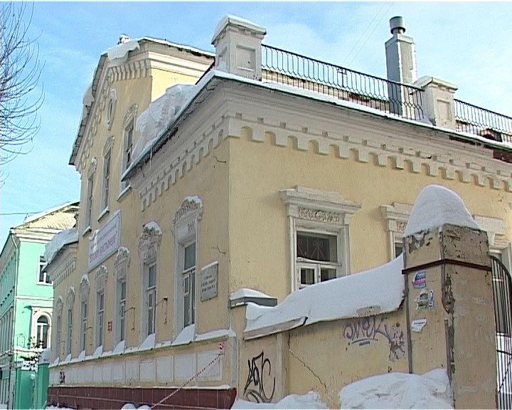 Кировчан интересует дальнейшая судьба здания бывшей Вятской кунсткамеры
