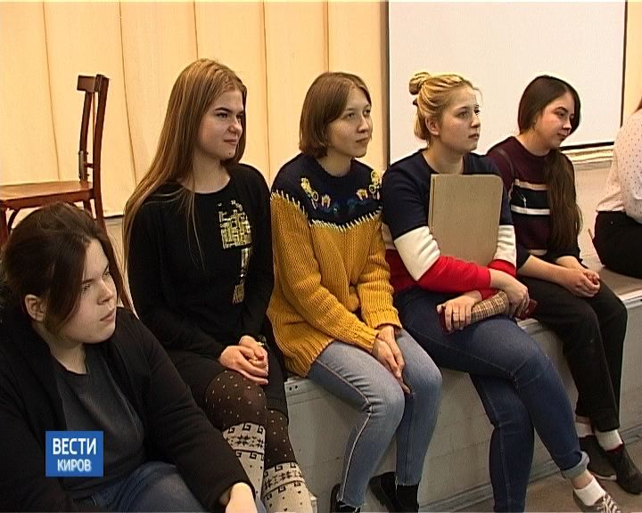 В Вятском художественном училище открылась выставка студенческих работ