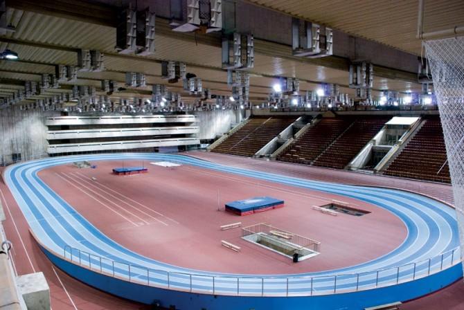 Кировчанам предложили выбрать название для нового легкоатлетического манежа в Вересниках.