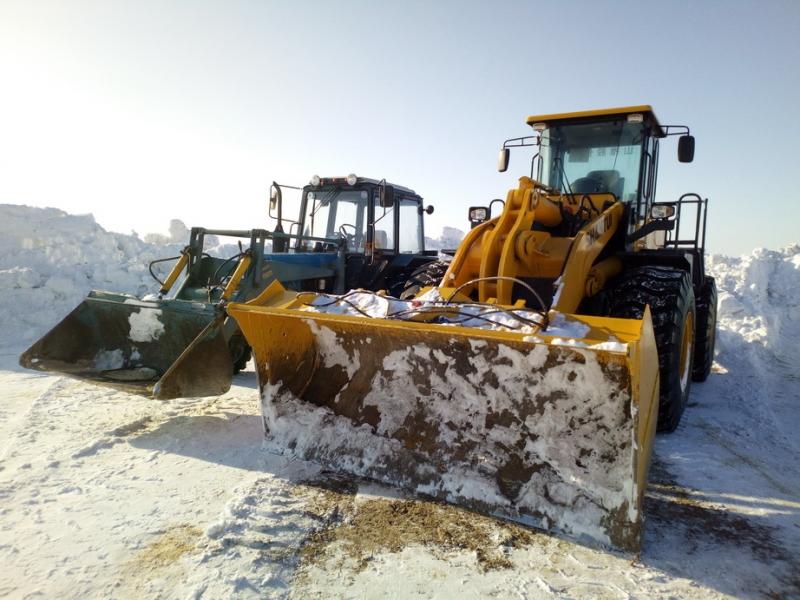 В Уржумском районе открыли ледовую переправу.