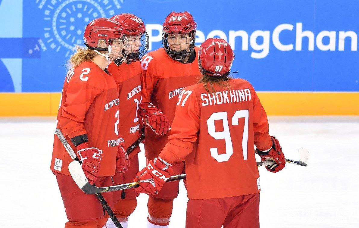 Воспитанница кирово-чепецкого хоккея провела свой первый матч на Олимпиаде в Пхёнчхане.