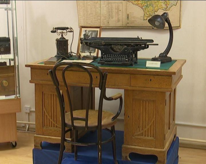 Выставка техники из прошлого в областном краеведческом музее