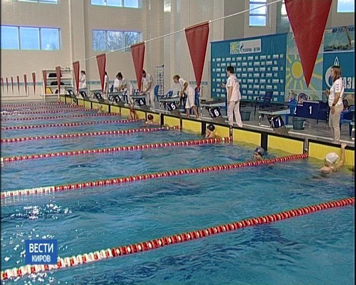 Чемпионат и первенство области по плаванию в