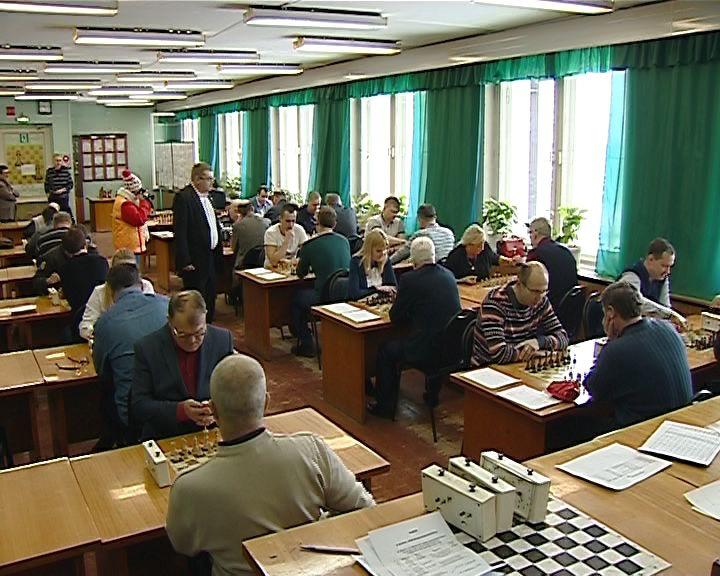 Силовые структуры выявляли лучших за шахматной доской