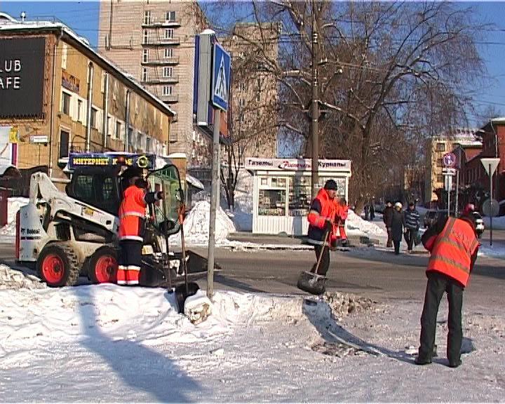 В Кирове работу подрядчиков оценивают представители администрации и дирекции дорожного хозяйства