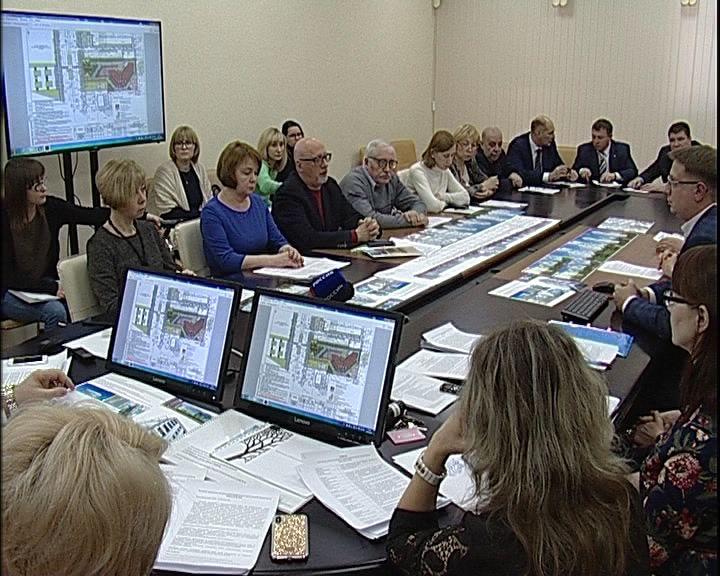 Градостроительный совет обсудил проекты многоквартирных жилых домов