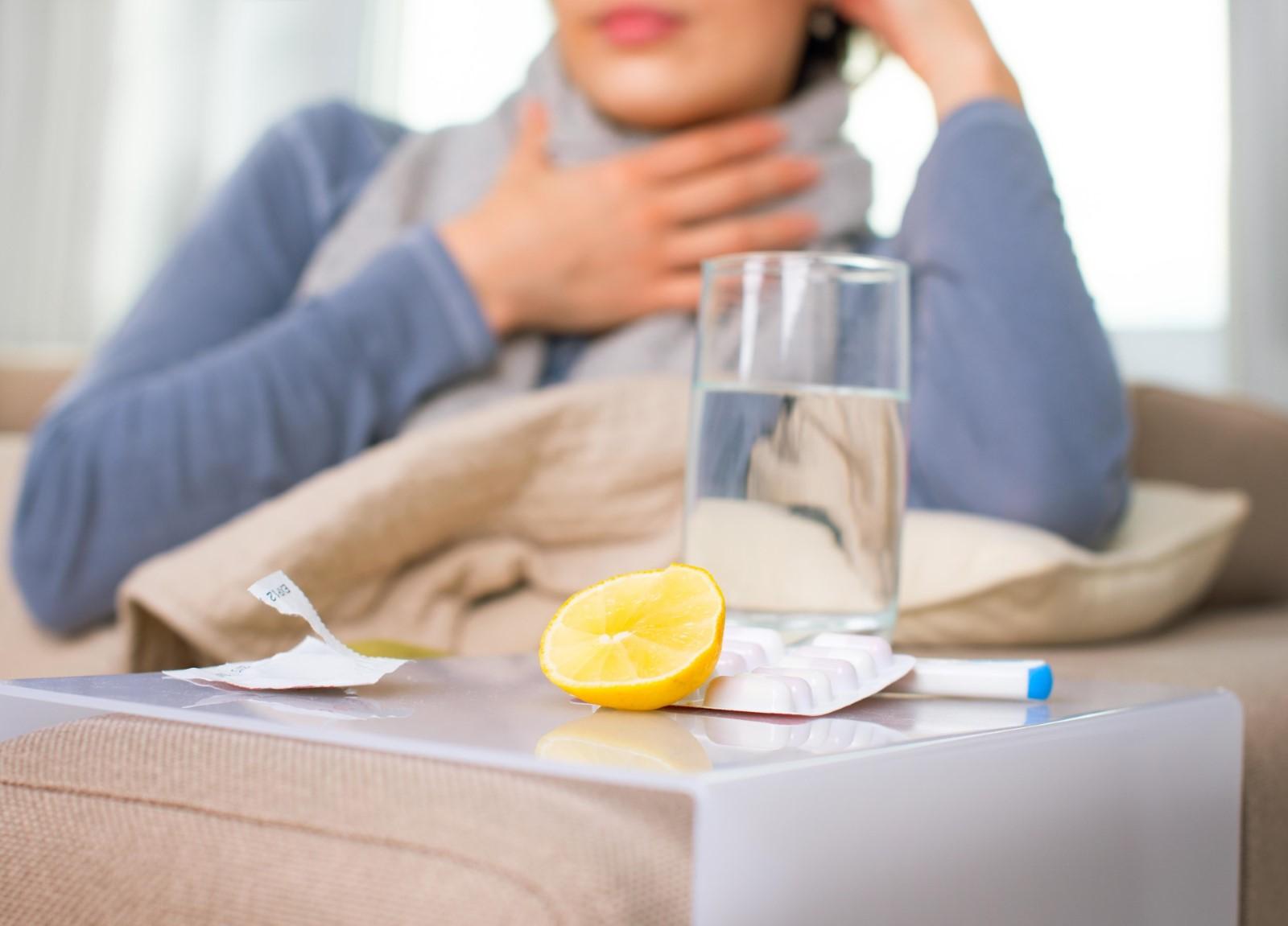 В Кировской области зарегистрировано 43 случая заболевания гриппом.