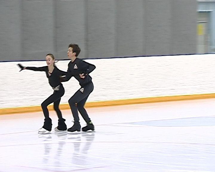Кировские фигуристы выступили на отборочном туре в Германии