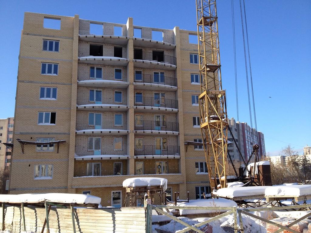 В Кирове обсудили проблемы завершения строительства многоквартирного дома  на улице Ленина, 145.