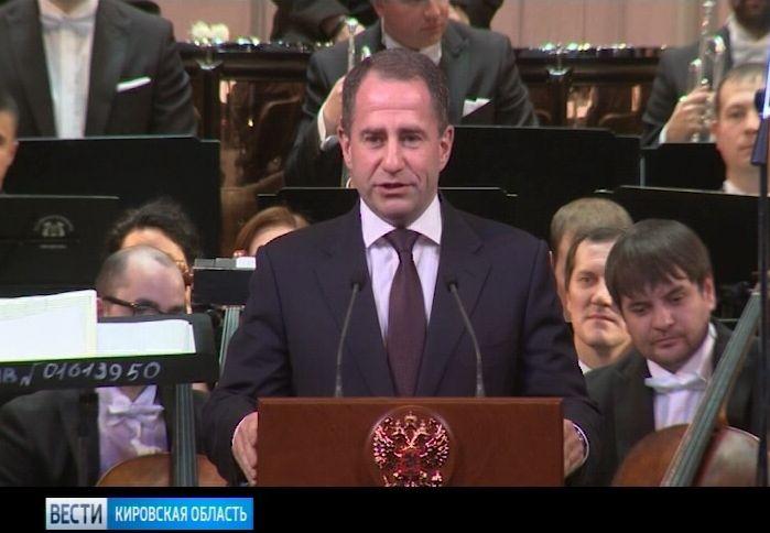 Михаил Бабич поздравил представительниц прекрасной половины с 8 Марта