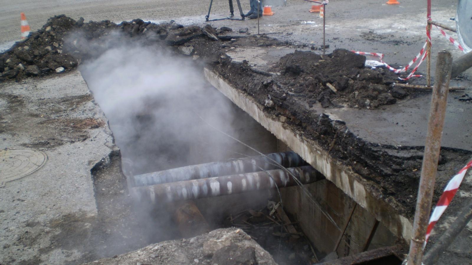 В Кирове восстановили теплоснабжение домов в районе улицы Калинина.