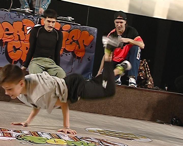 В Кирове прошёл отборочный этап Всероссийского фестиваля по брейк-дансу