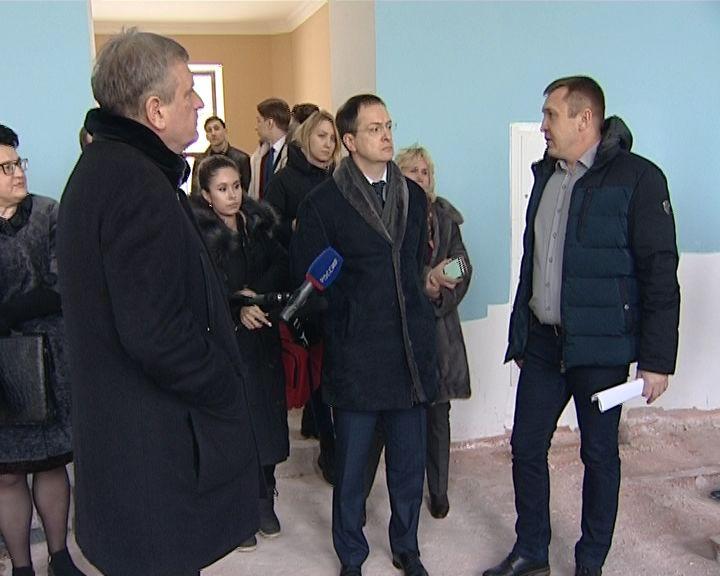 Министр культуры Владимир Мединский посетил регион с рабочим визитом