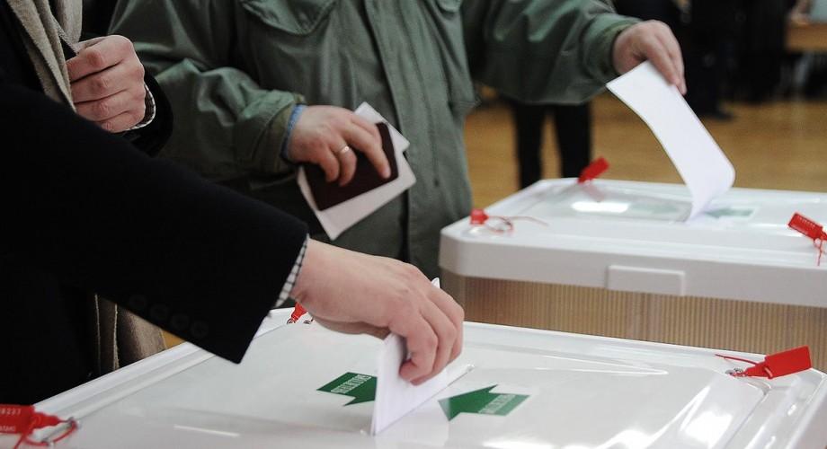 В Кировской области за Владимира Путина проголосовали 70,41% избирателей, принявших участие в выборах.