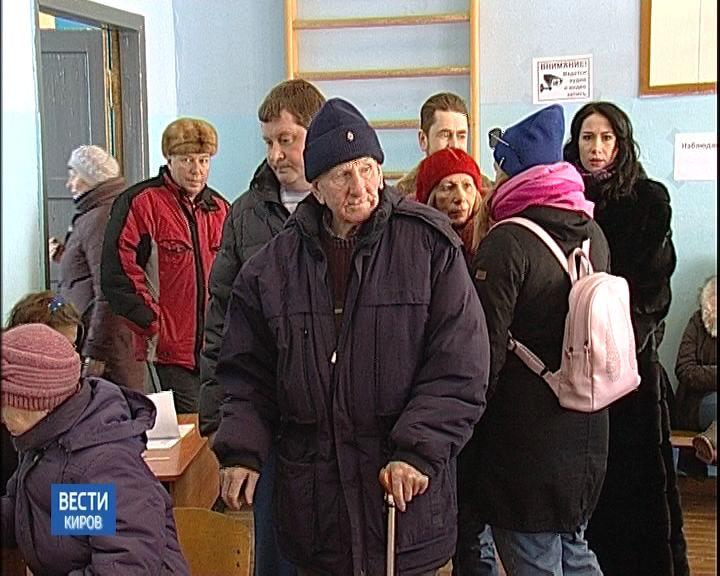 За ходом выборов можно было наблюдать и в режиме он-лайн на сайте ЦИК