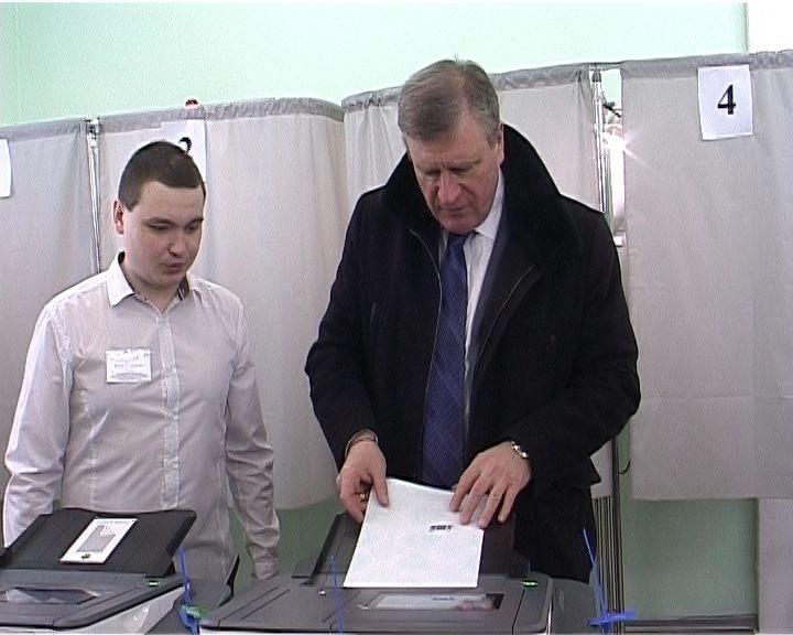 В областном избиркоме продолжают подводить итоги президентских выборов