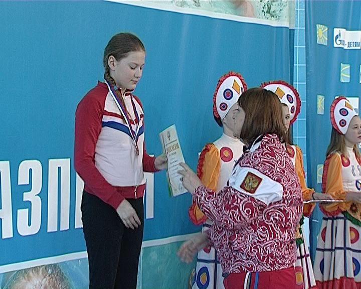 В Кирове стартовал чемпионат России по плаванию среди лиц с интеллектуальными нарушениями
