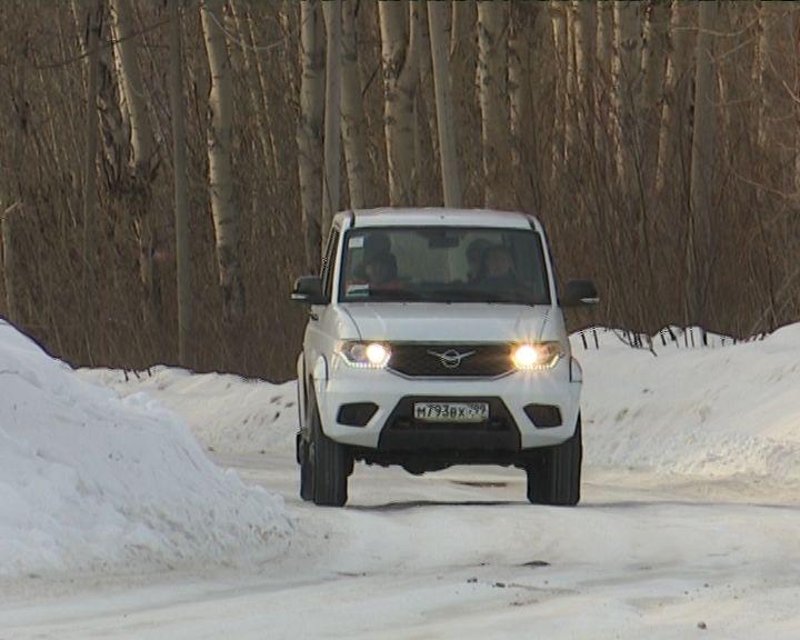 Поисковики отряда Лизы Алерт в Кирове получили в подарок новый внедорожник